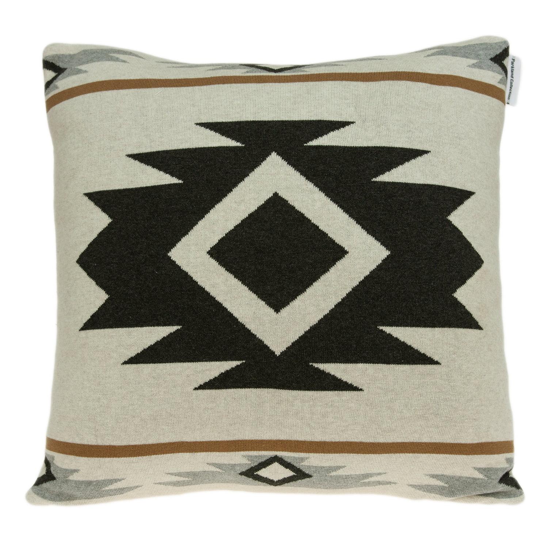 parkland collection otto southwest tan throw pillow cover