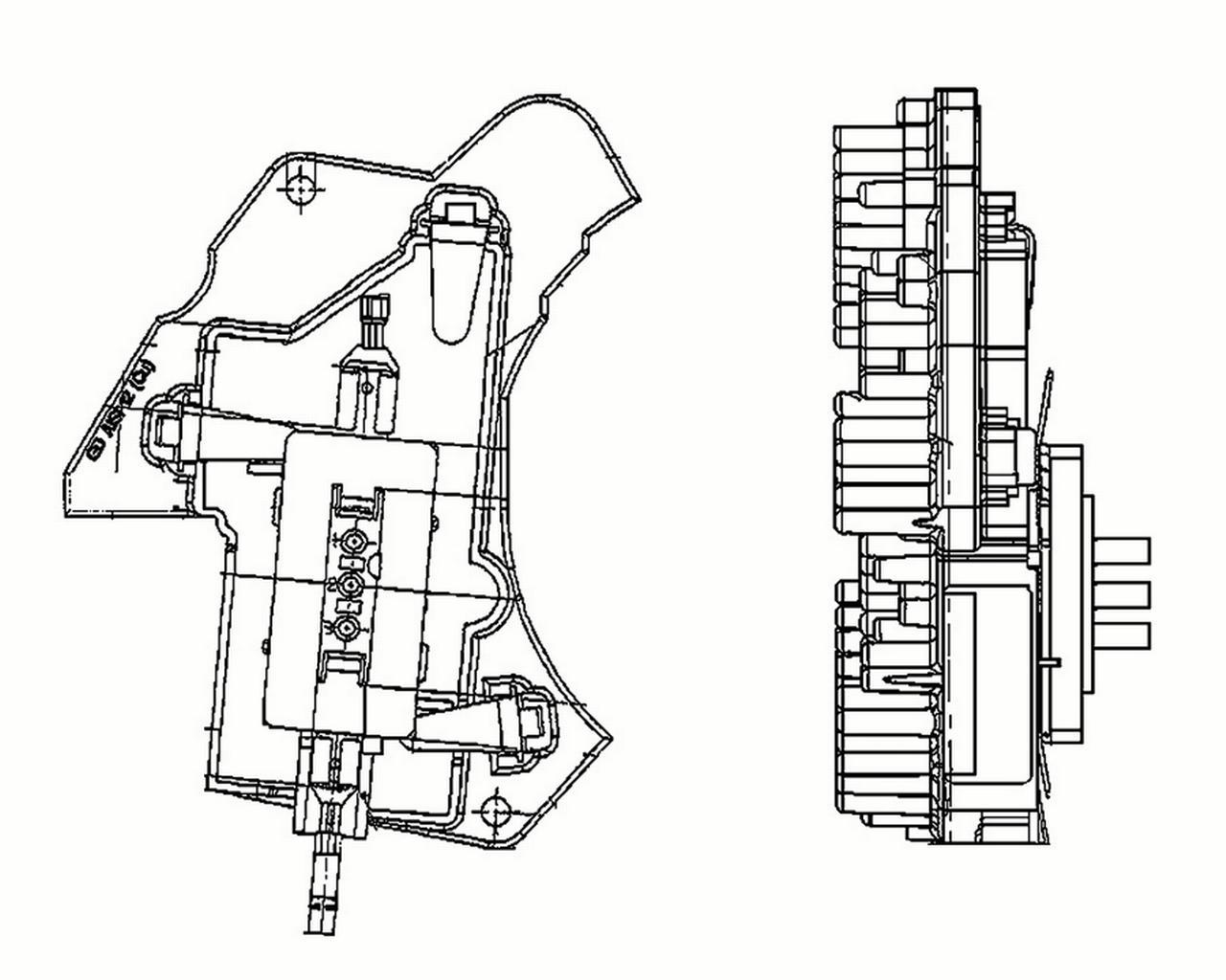 Hella Behr Hvac Blower Motor Regulator For Mercedes Benz C220 C230