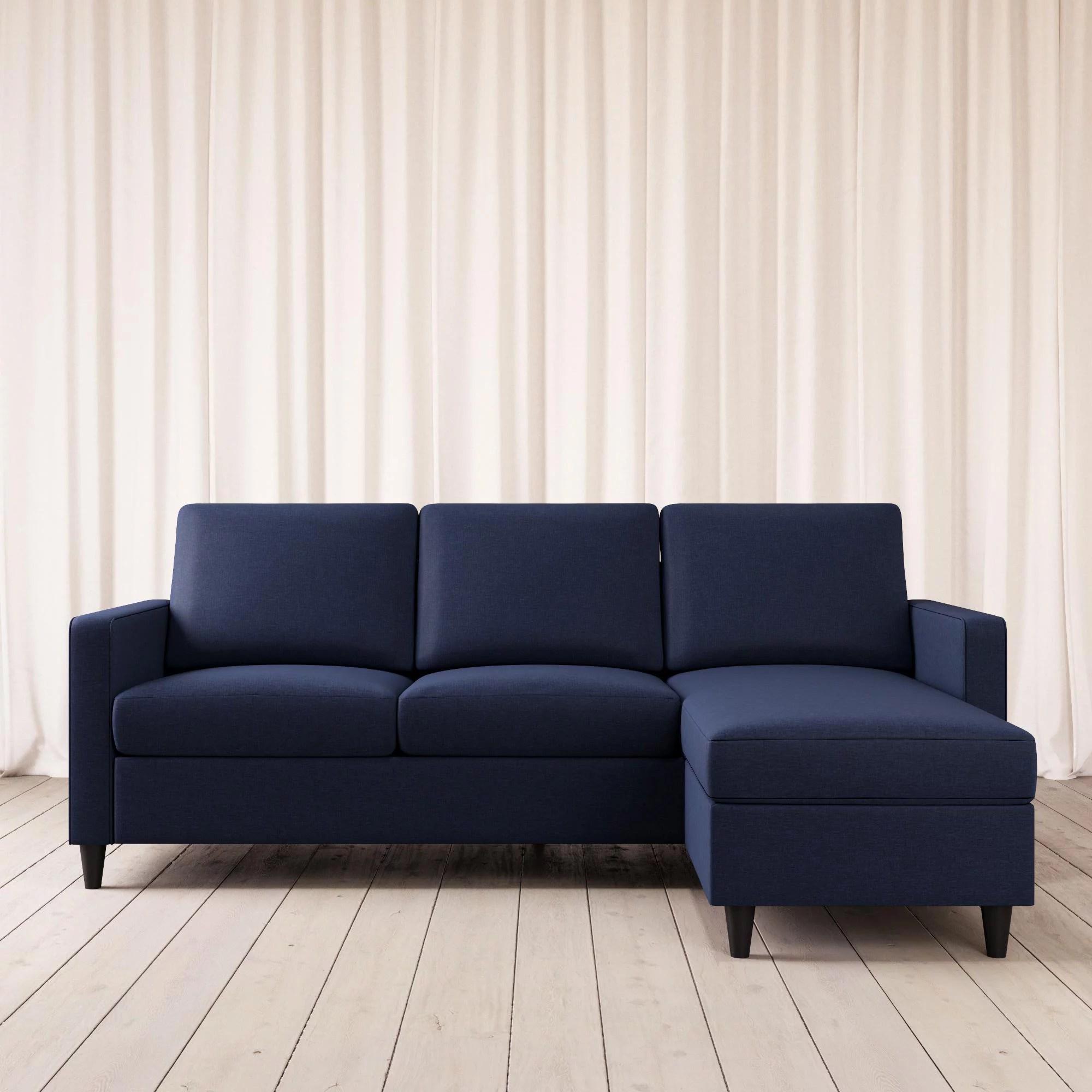 sectional sofas black walmart com