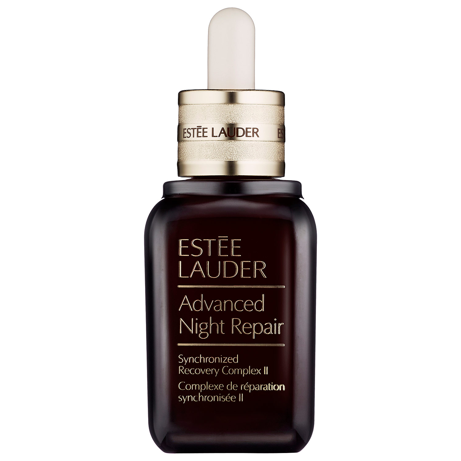 ($100 Value) Estee Lauder Advanced Night Repair Synchronized Recovery Complex II Face Serum, 1.7 Oz