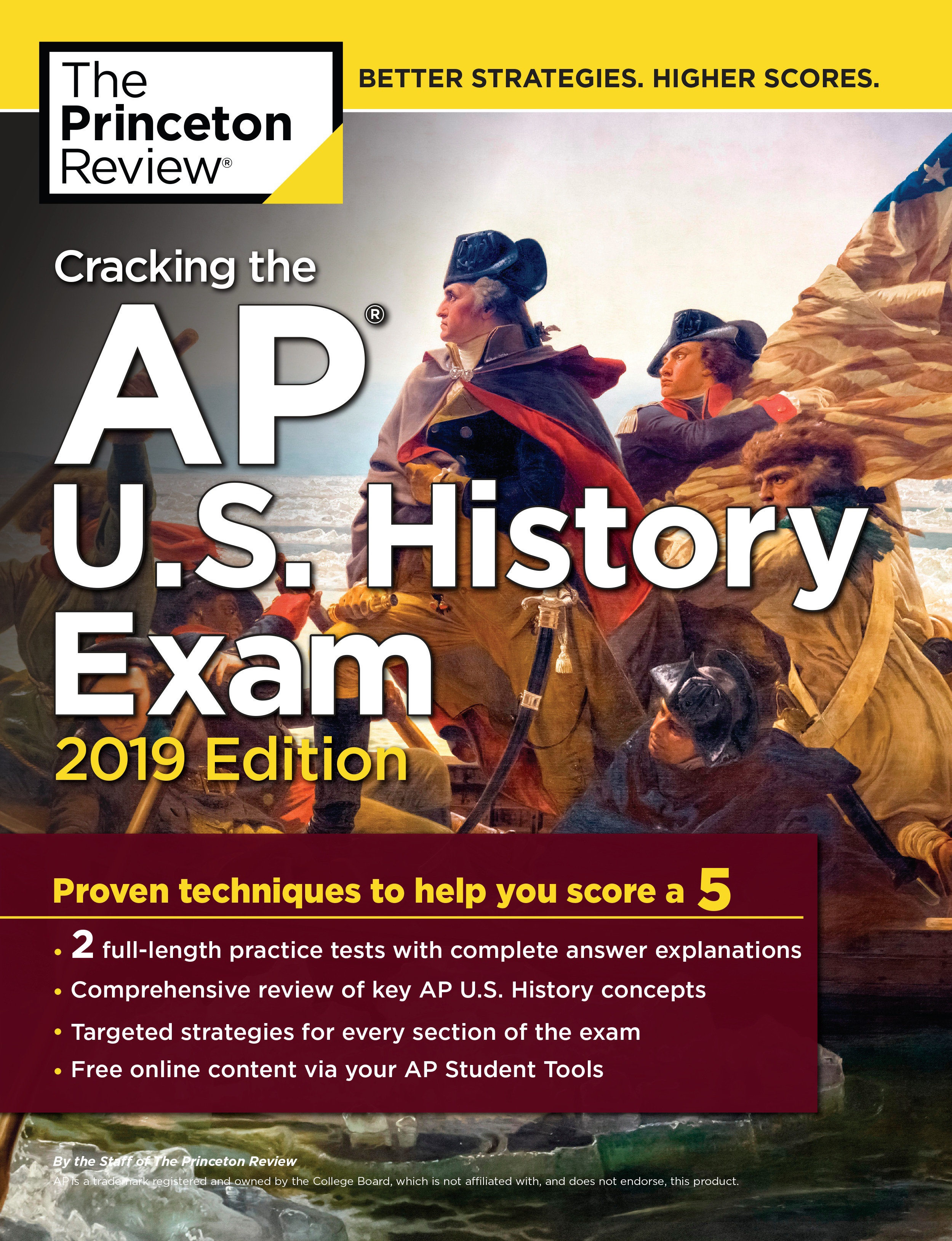 Cracking The Ap U S History Exam Edition Practice