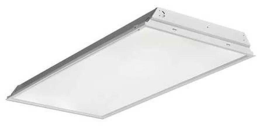 lithonia lighting 2gtl4 lp835 led recessed troffer 3500k 39w 120 277v