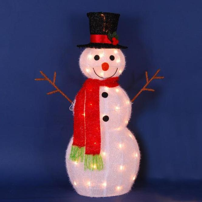 General Foam Plastics 40 Light Up Noel Candle Christmas Decoration