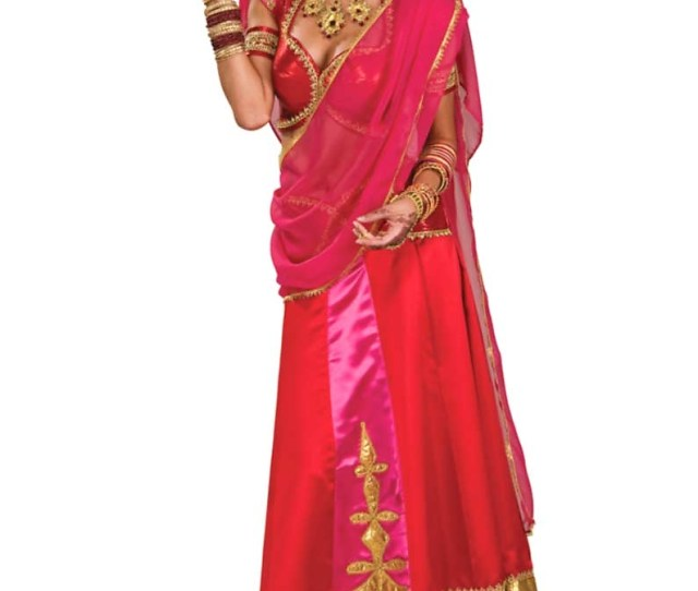 Adult Bollywood Beauty Costume Rubies