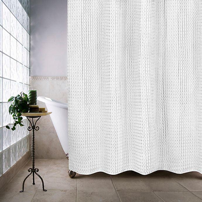 haven escondido 72 inch x 96 inch shower curtain in white walmart com