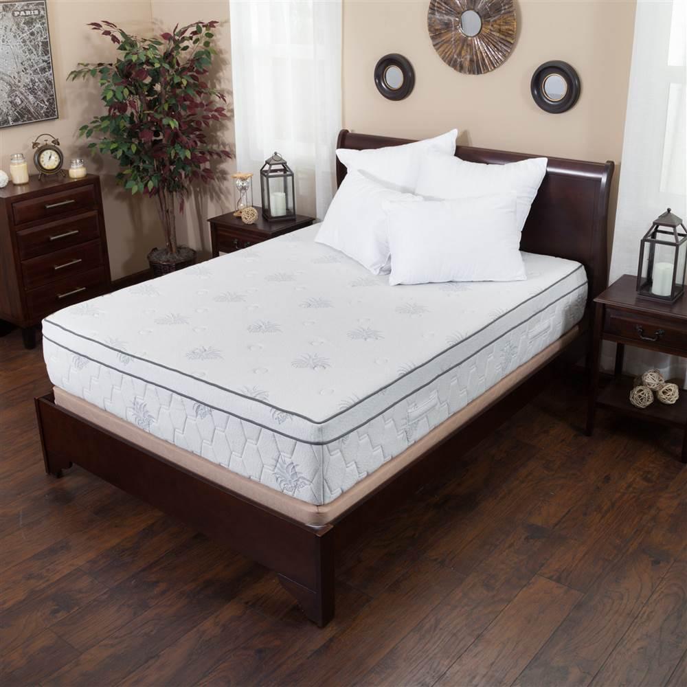 queen size pillow top mattress