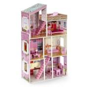 Plum® Tillington Children's Wooden Dollhouse with Accessories