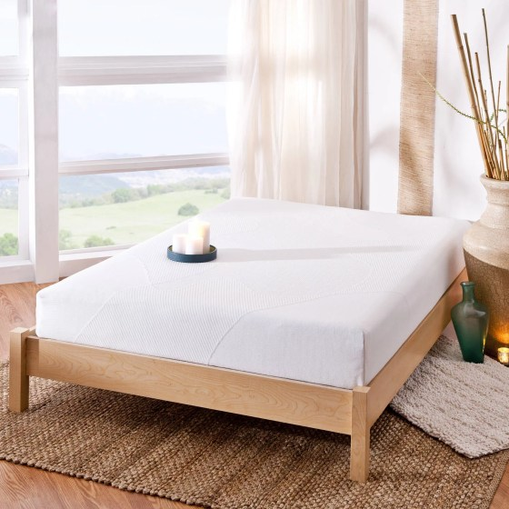 Spa Sensations 8 Memory Foam Mattress Multiple Sizes