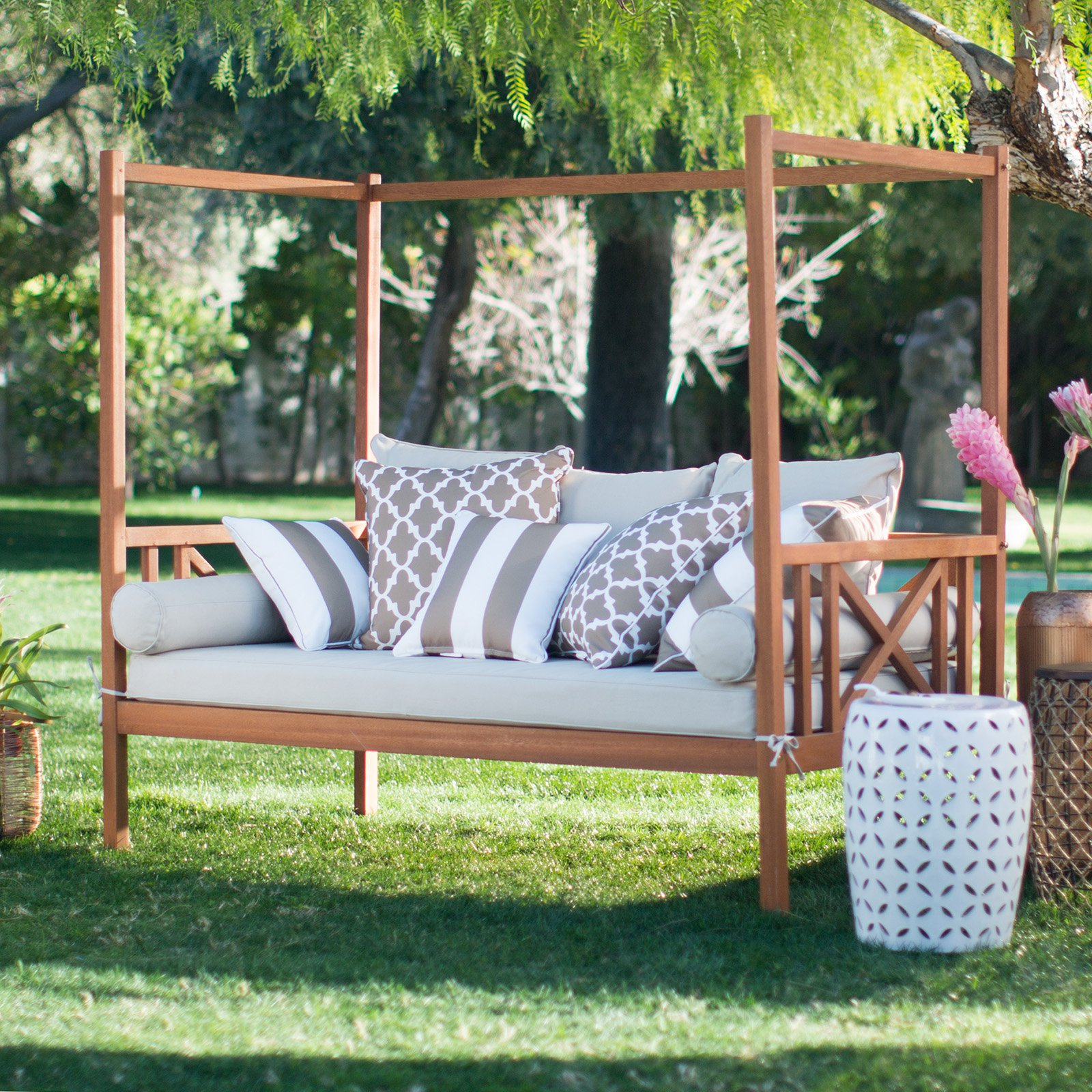 Belham Living Brighton Outdoor Daybed - Walmart.com on Belham Living Brighton Outdoor Daybed  id=78781