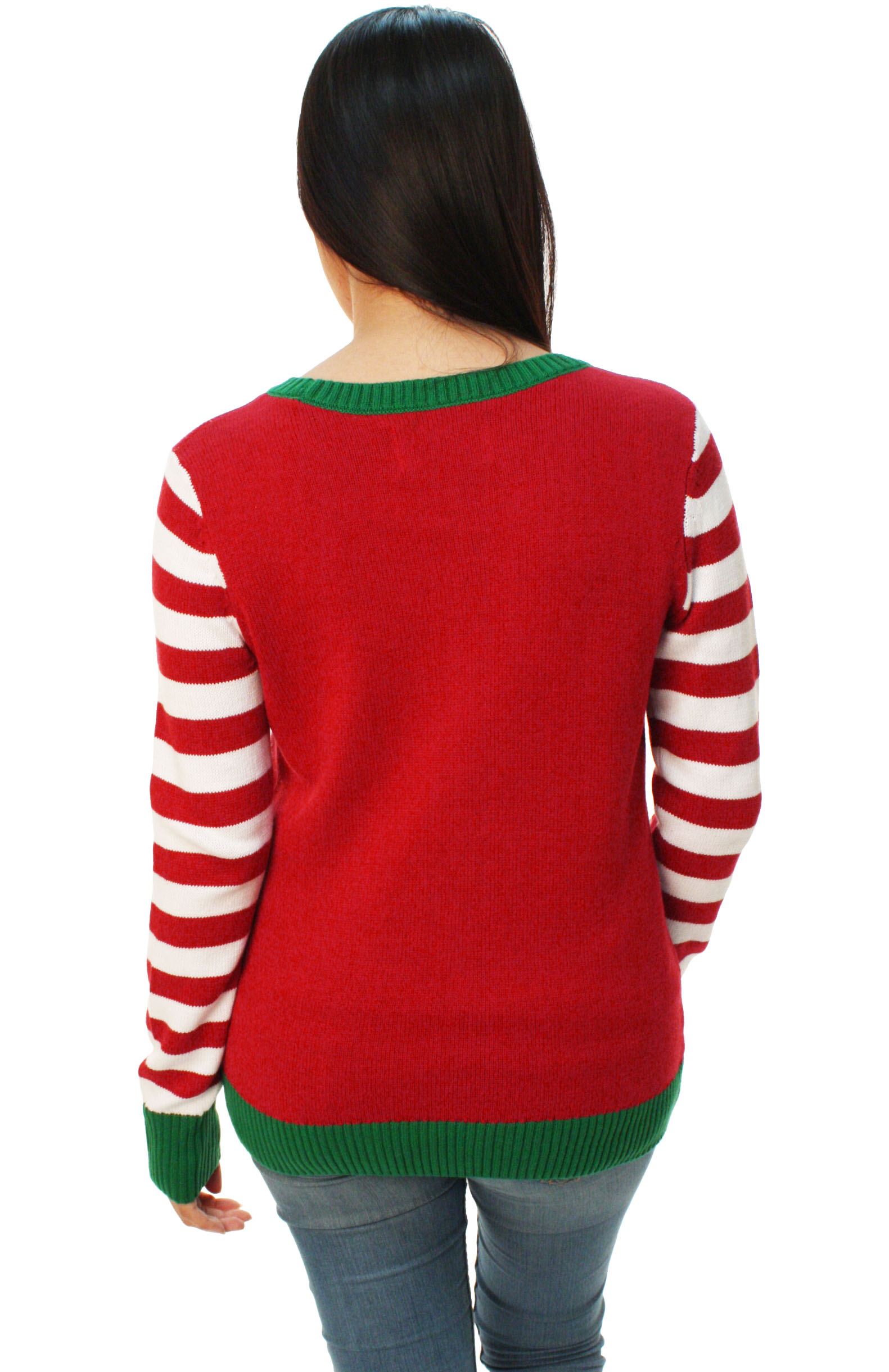 Light Sweaters Women Holiday Walmart