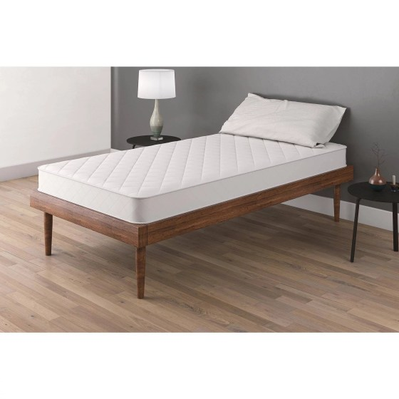 Signature Sleep Gold 6 Inch Bonnell Coil Twin Mattress In A Box