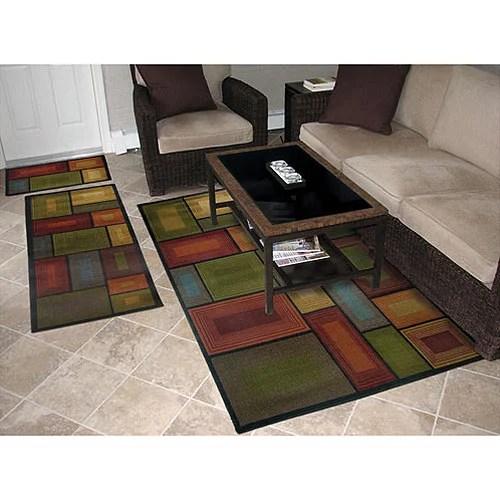 prism 3 piece area rug set by natco home