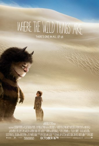 where the wild things are movie poster 11inx17in mini poster 11x17 poster