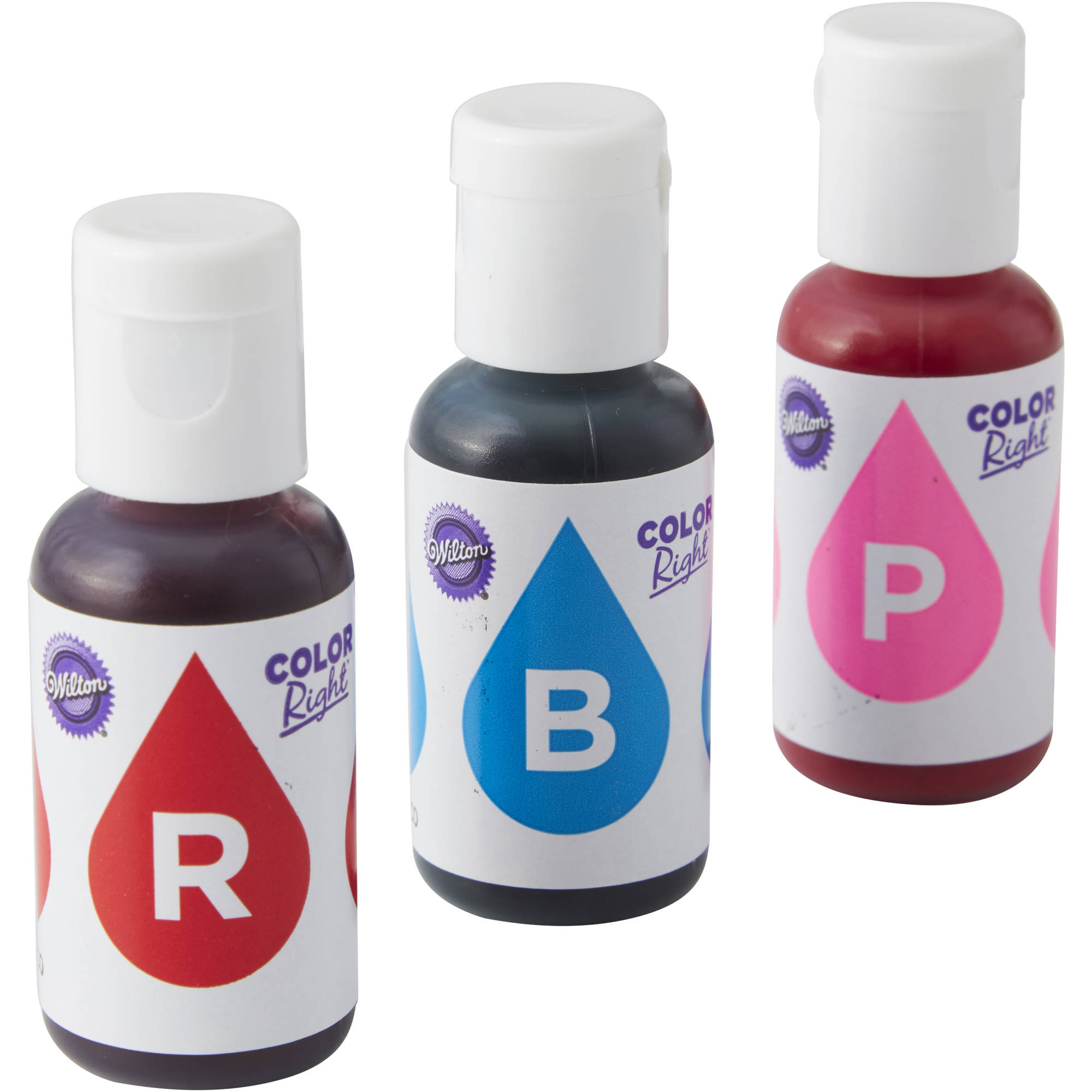 Wilton Blue And Pink Color Right Performance Color System