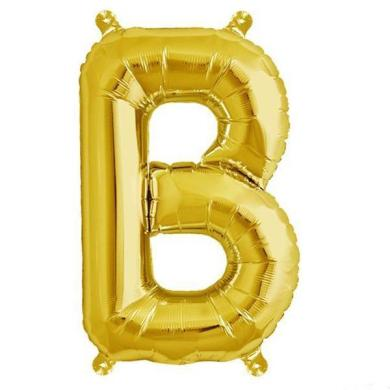 Efavormart 16  Shinny Gold Foil Balloons Letter Balloons For Wedding     Efavormart 16  Shinny Gold Foil Balloons Letter Balloons For Wedding Party  Decorations Graduation New Year