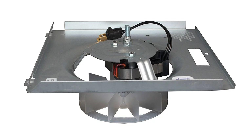 s0503b000 bathroom fan motor assembly nutone replacement motor assembly for models 763rln 763rl 763rlnb 763rln r01 by nutone walmart com