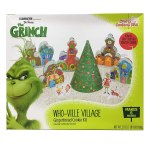 Dr Seuss S The Grinch Who Ville Village Gingerbread Cookie Kit 1lb Box 25oz Crafty Cooking Kits Gingerbread House Building Kit Edible Christmas Decorations Walmart Com Walmart Com