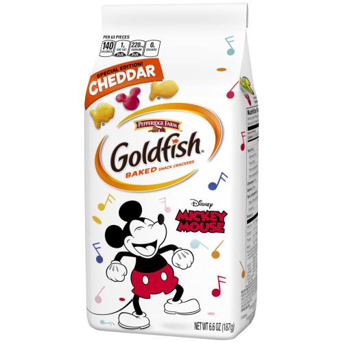 Image result for mickey birthday celebration goldfish