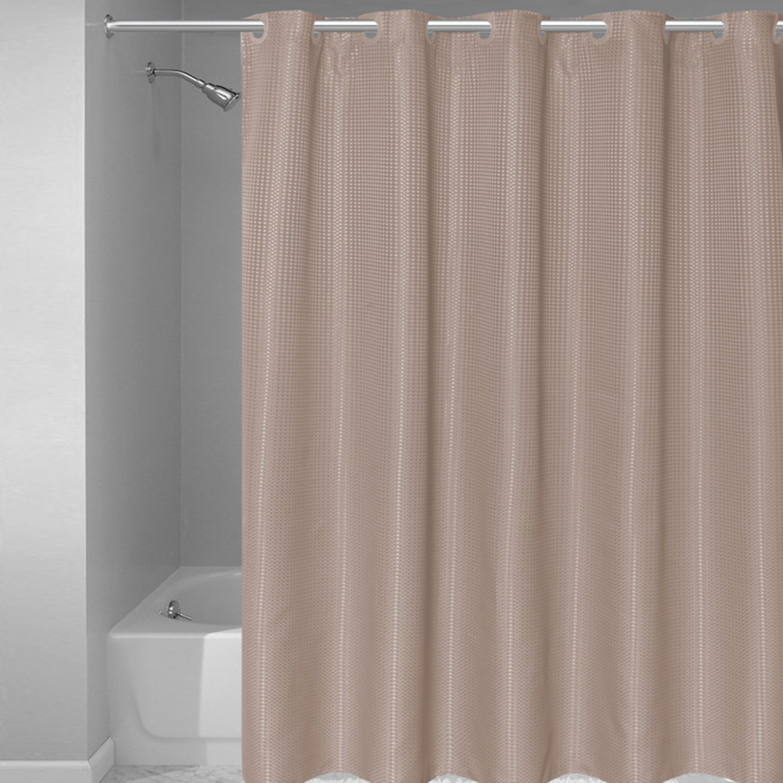 fabric shower curtain 70 x 75