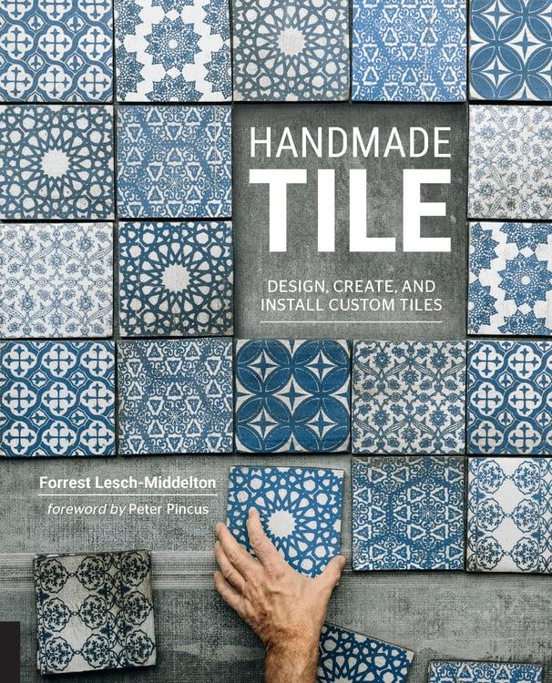 handmade tile design create and install custom tiles hardcover