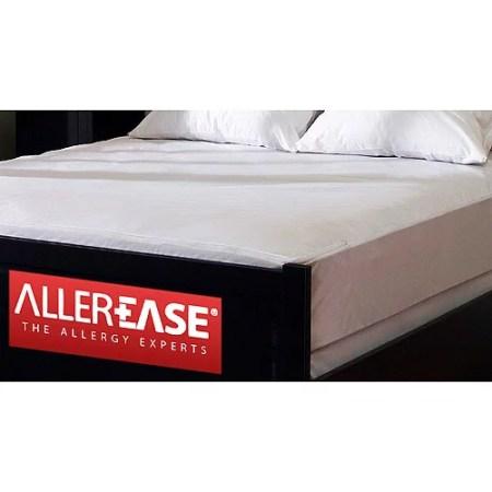 Aller Ease Durable Microfiber Waterproof Mattress Cover
