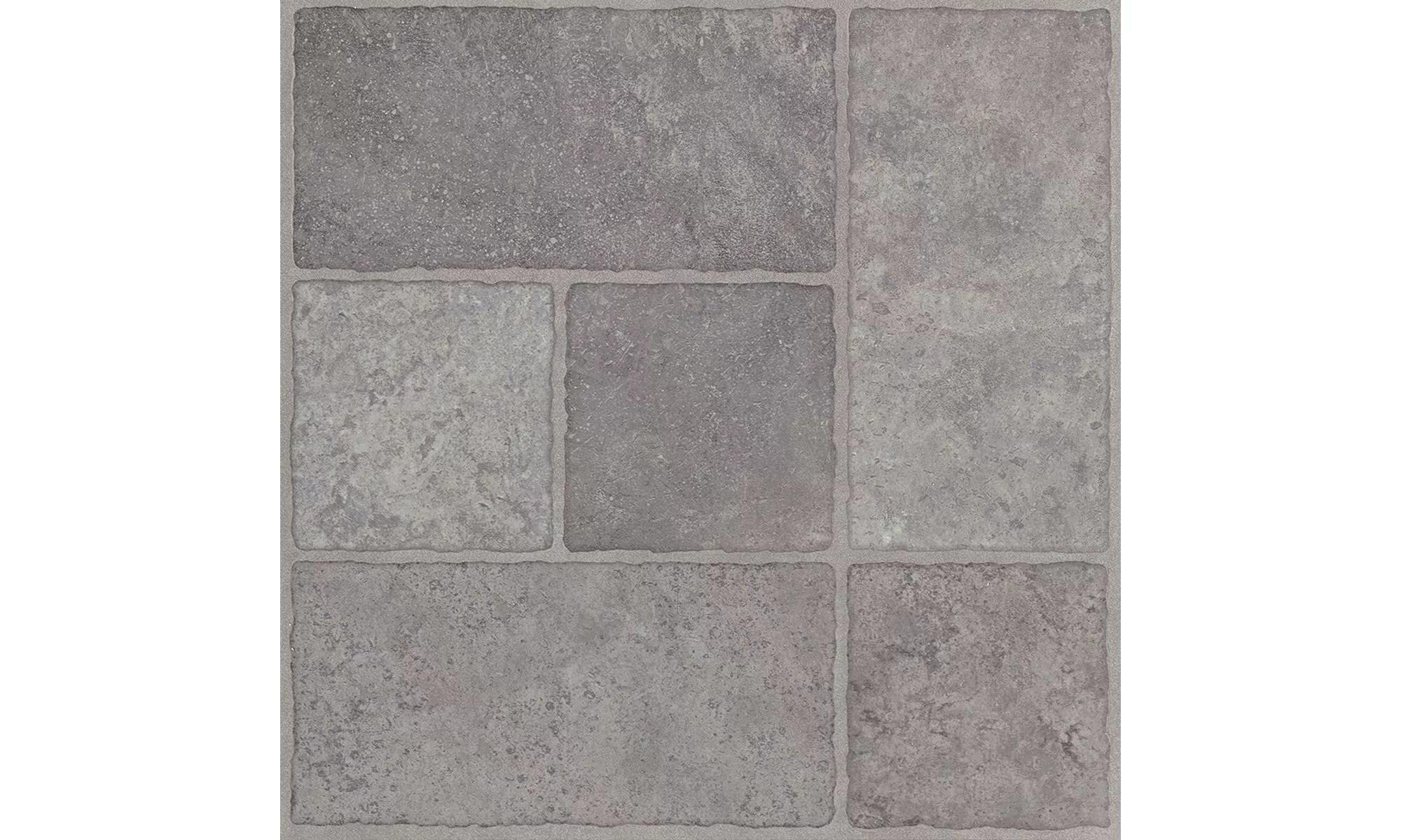 armstrong flooring 12 x 12 vinyl floor tile 45 sf pack gray cloud