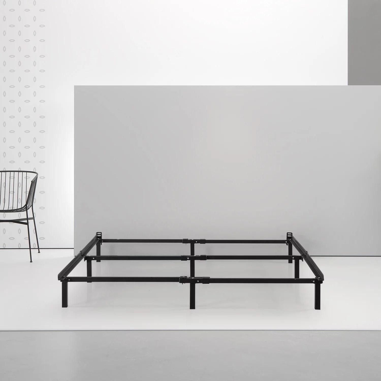 Spa Sensations By Zinus 7 Adjustable Bed Frame For Twin Queen Sizes Walmart Com Walmart Com