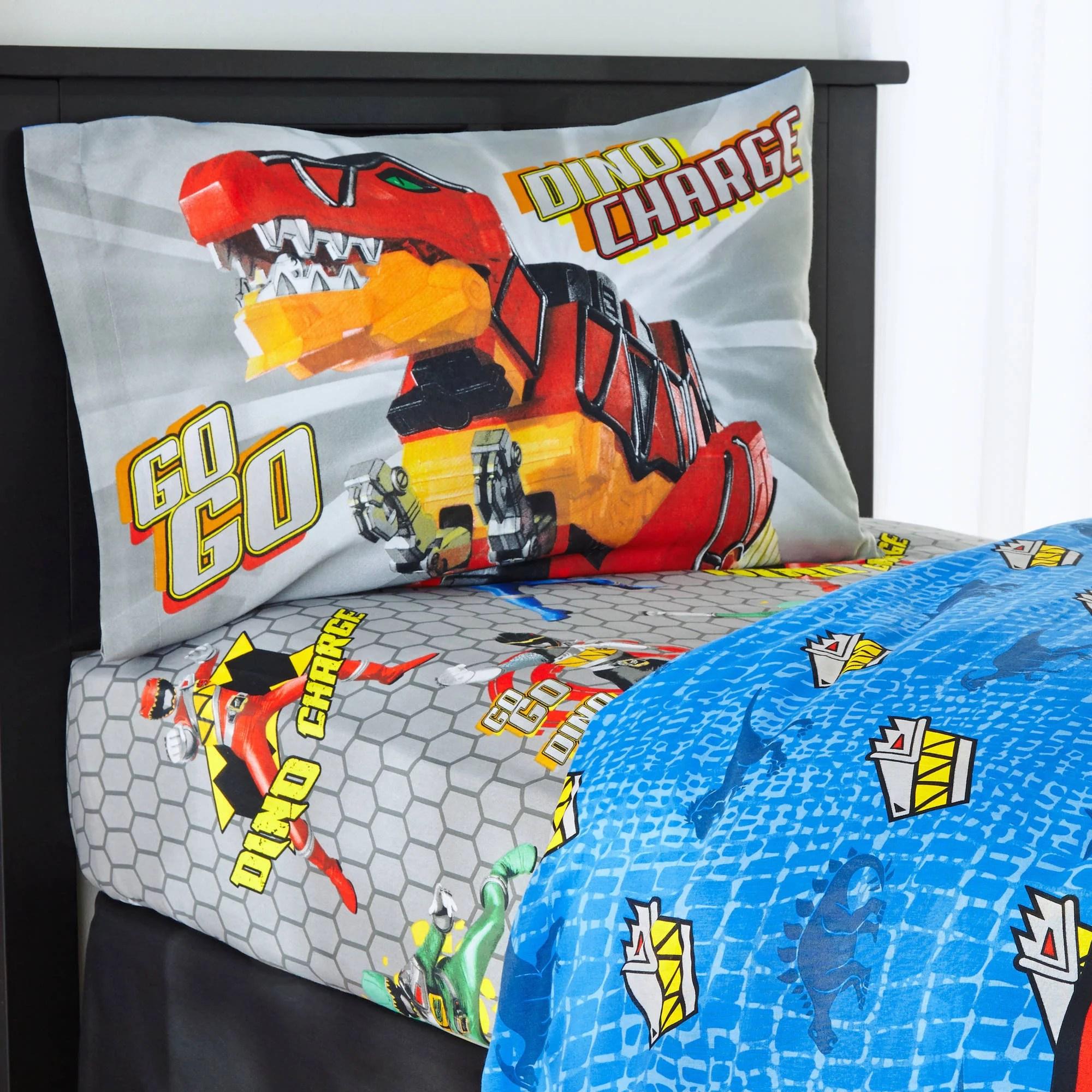 Power Ranger Comforter Set Amazon Com Childrens Kids Boys