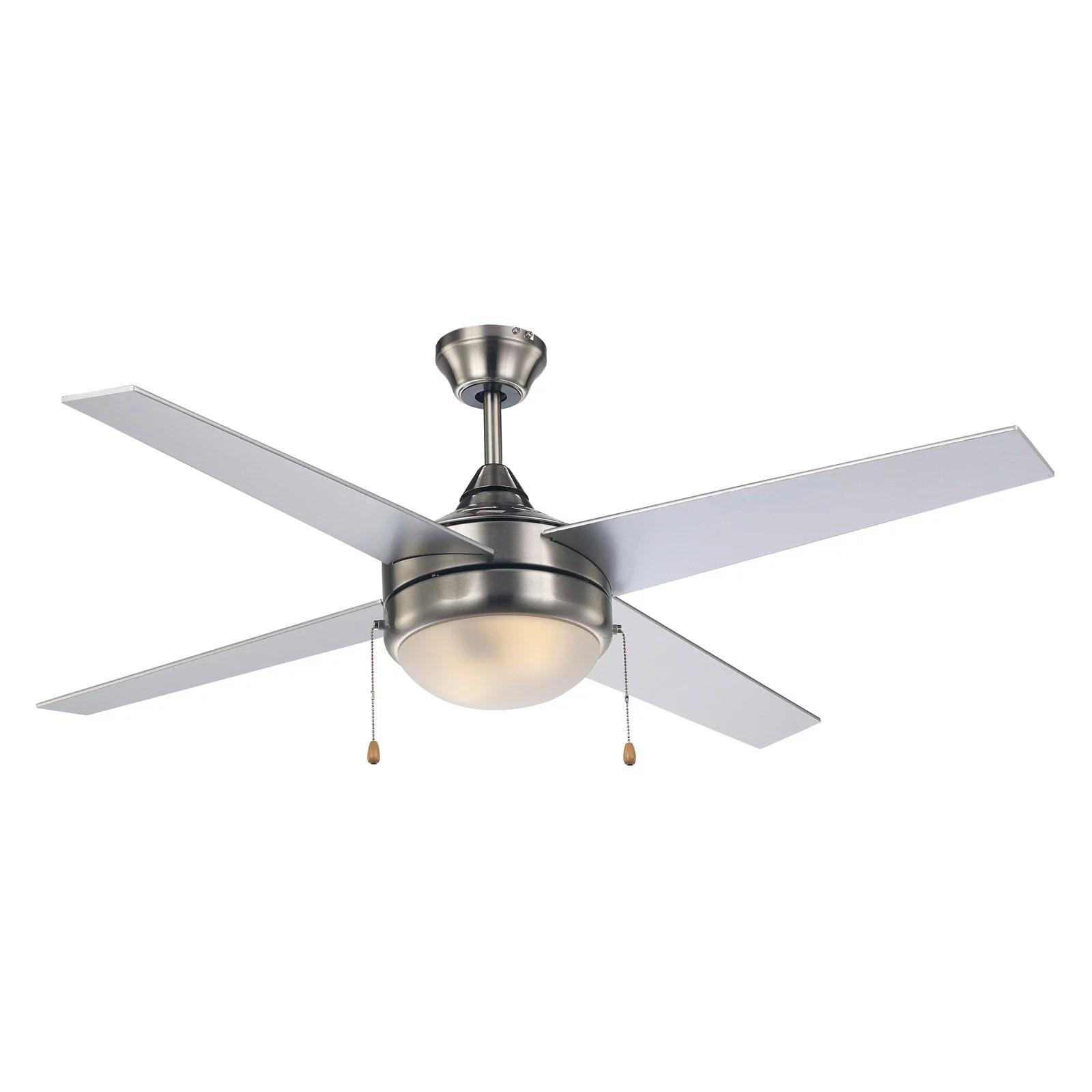 trans globe lighting f 1014 bn 52 in ceiling fan with light walmart com