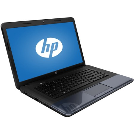Hp Winter Blue  Bwm Laptop Pc With Amd E  Accelerated