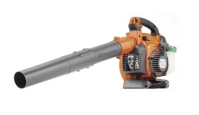 New Husqvarna 125BVx 28cc 2-Cycle Gas Powered 170 MPH Lawn Yard Blower Vacuum