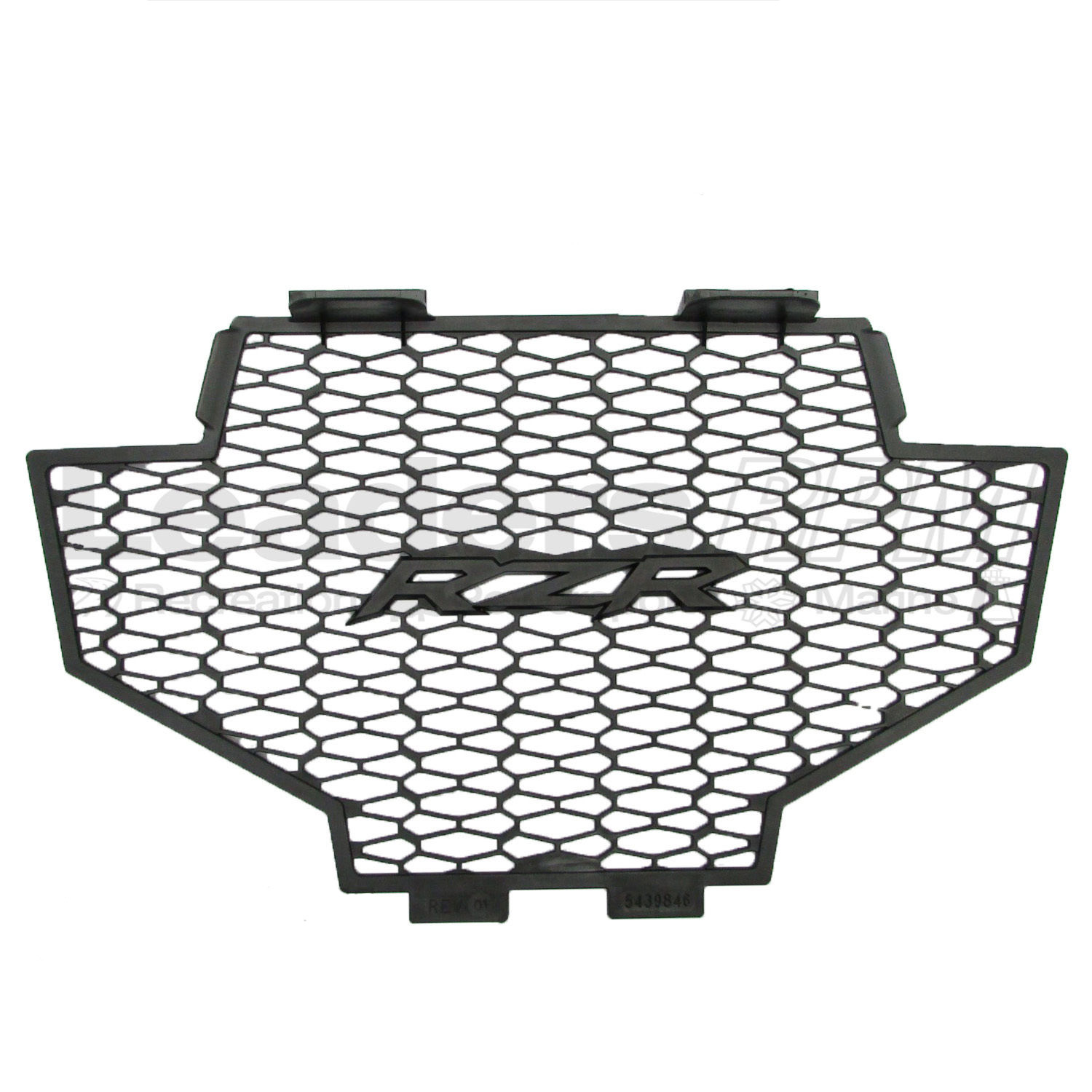 Polaris New Oem Grill Insert Front Rzr Black 070