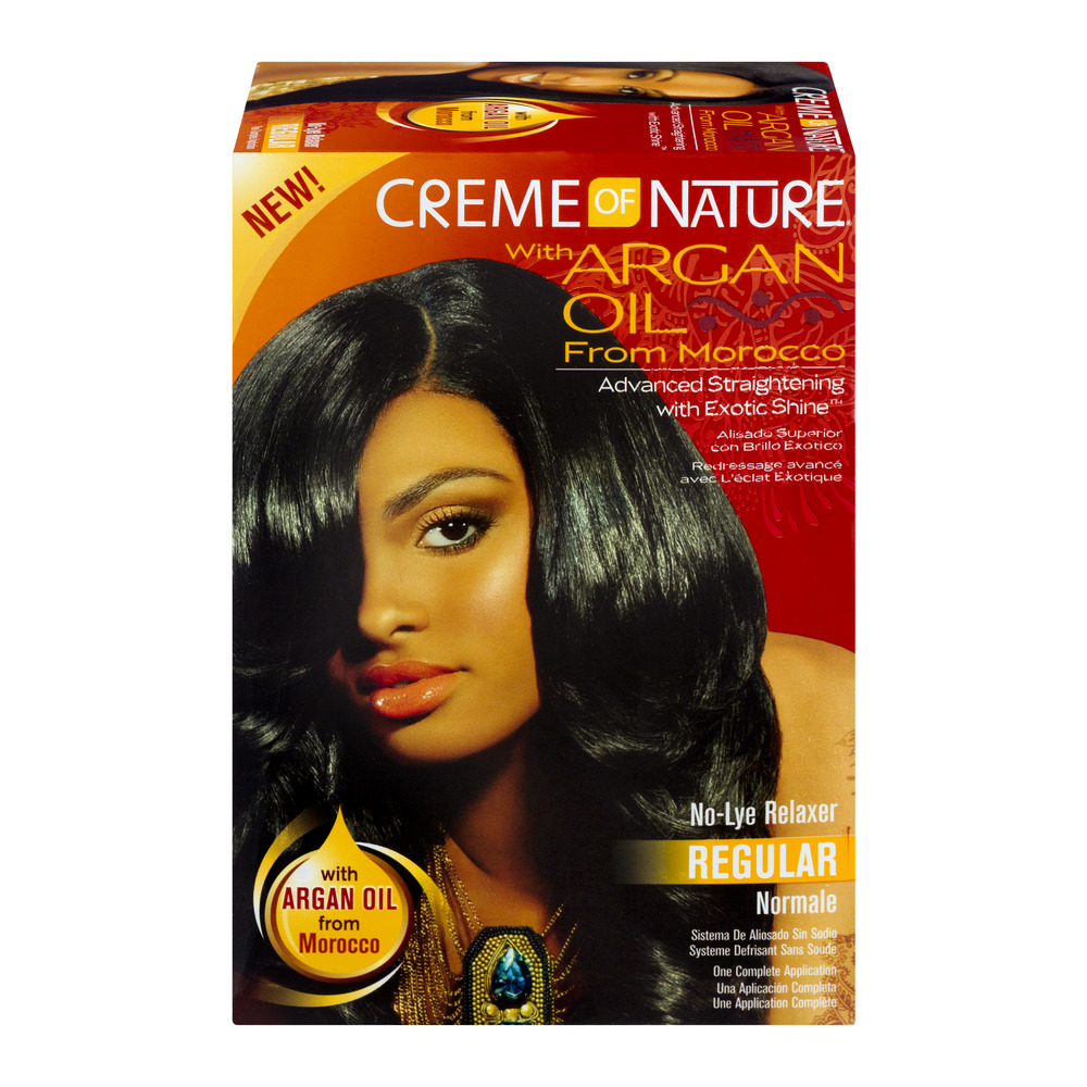 Creme Of Nature With Argan Oil From Morocco Advanced