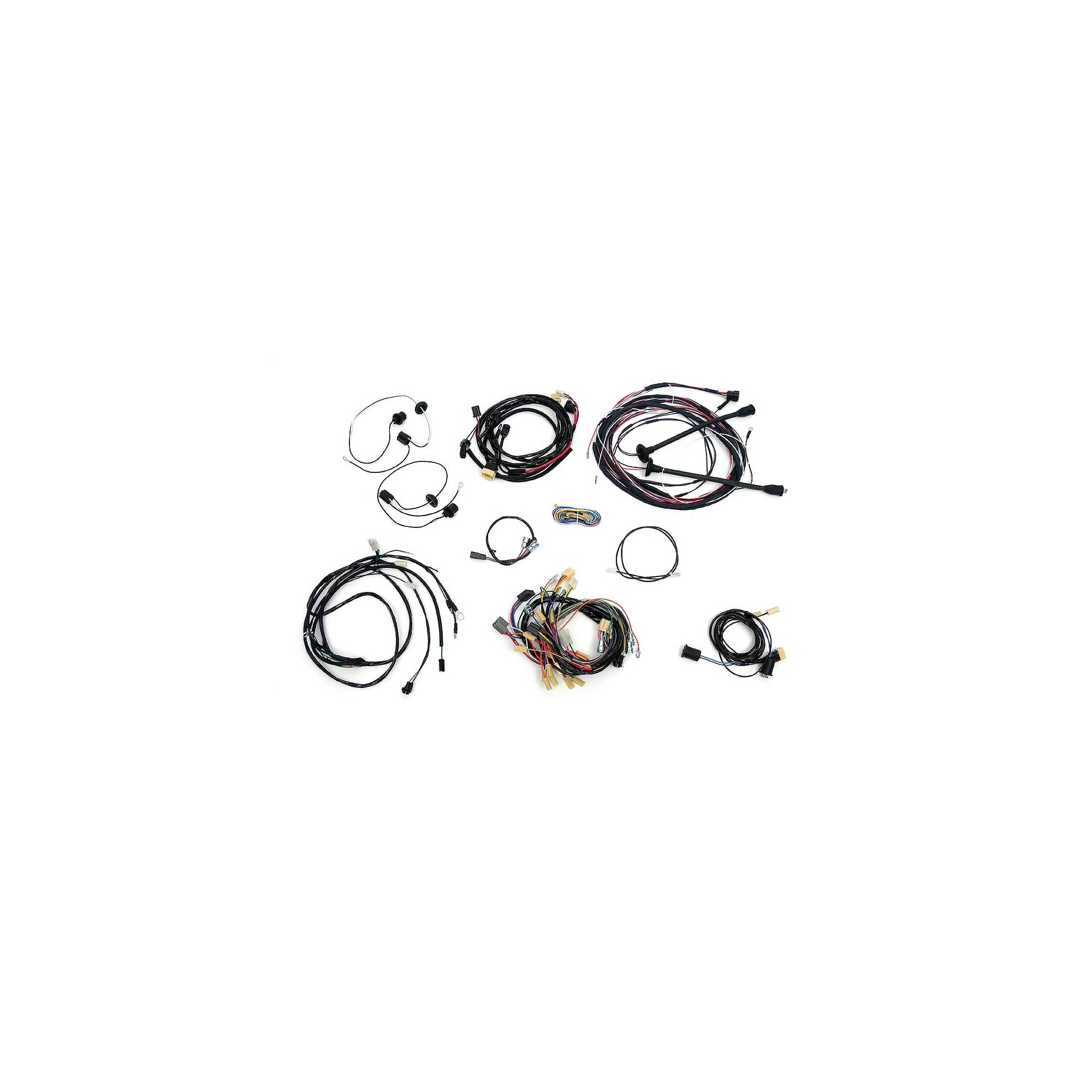 Eckler S Premier Products 57 Chevy Wiring Harness