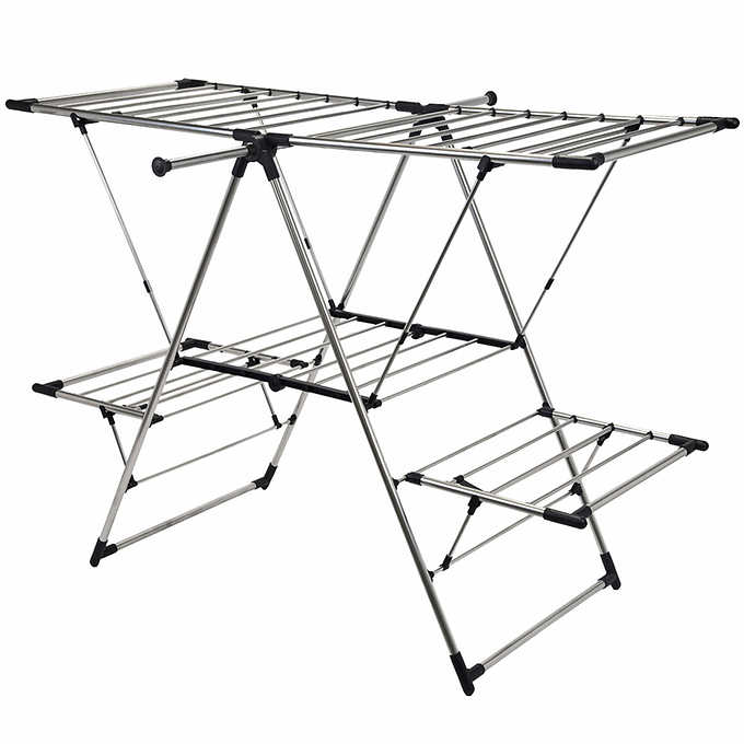 greenway drying rack with extendable
