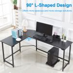 Home Office Desks Small Corner Computer Desk Shelf Gaming Pc Laptop Table Kids Office Home Wooden Home Furniture Diy Breadcrumbs Ie