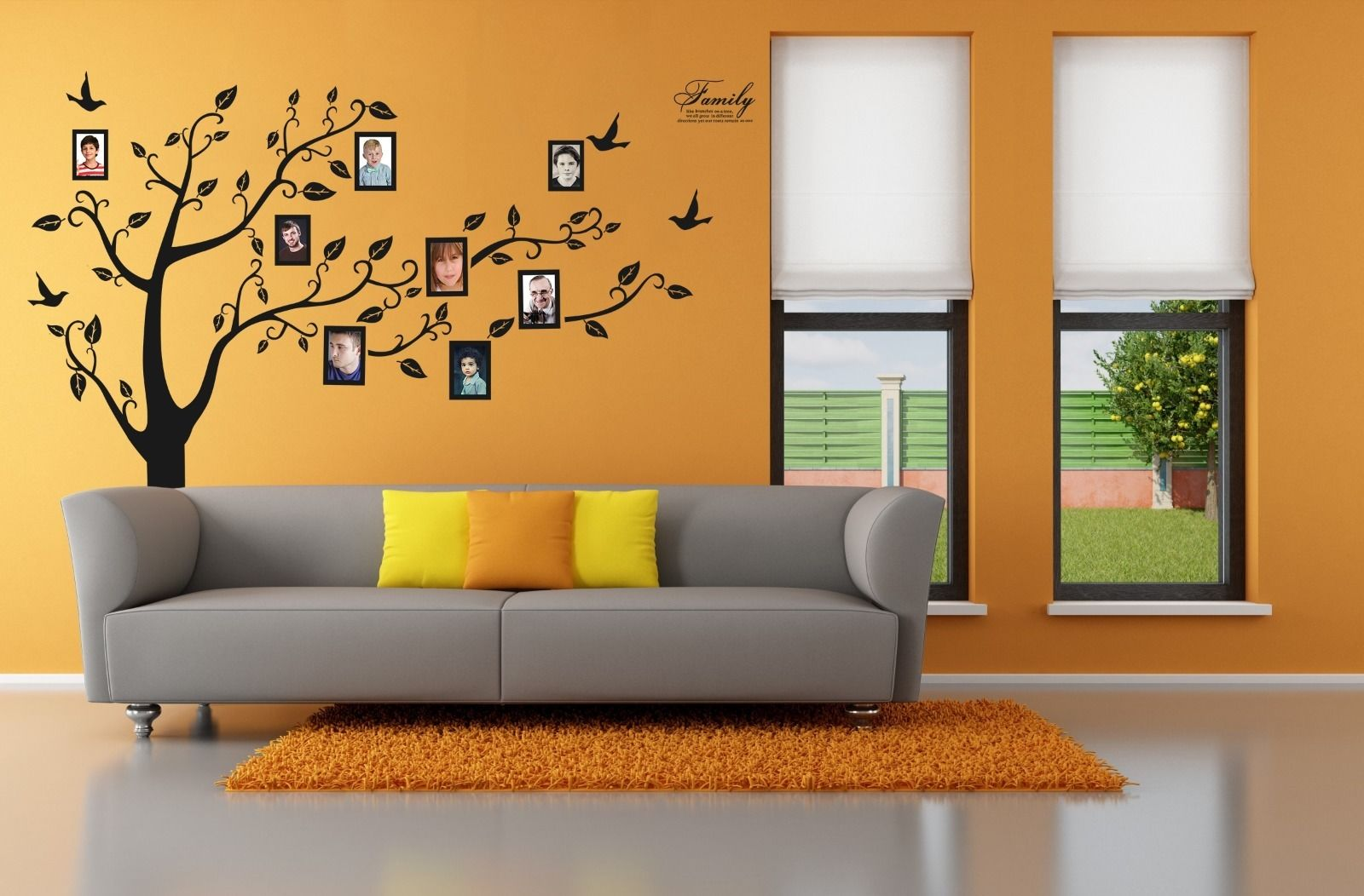 Yellow Aesthetic Sticker Wallpaper - Find Gallery