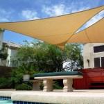 Sun Shade Sails Canopy Rectangle Sand Shade Sail Uv Block For Patio Garden Outdoor Facility And Activities Walmart Canada