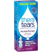 Thera Tears Dry Eye Therapy Lubricant Drops 1 Fl Oz Bottle