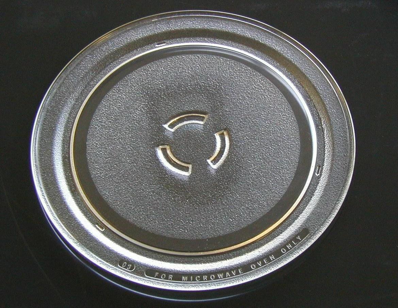 whirlpool microwave glass plate tray 12 inch 4393799