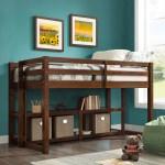 Better Homes Gardens Greer Twin Loft Storage Bed Multiple Finishes Walmart Com Walmart Com