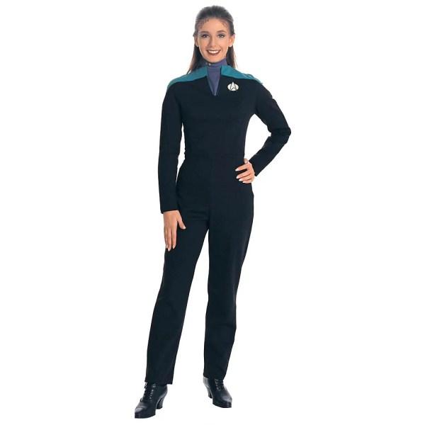 Star Trek Deluxe Deep Space 9 Costume Jumpsuit Adult Women