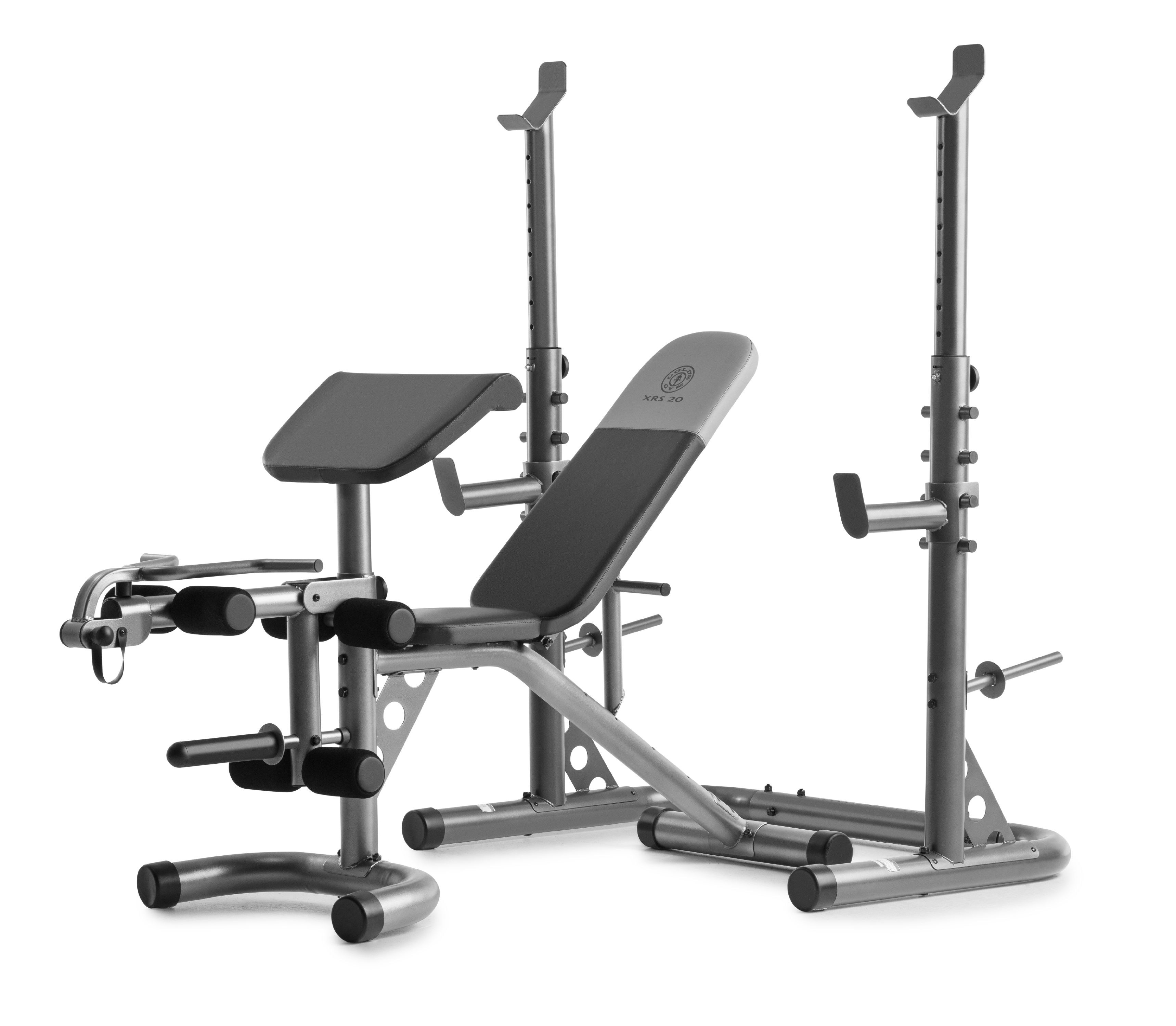 Weider Cast Iron Olympic Hammertone Weight Set 210 Lb And