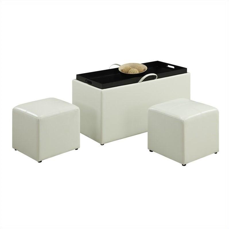 Convenience Concepts Designs4Comfort Sheridan Storage