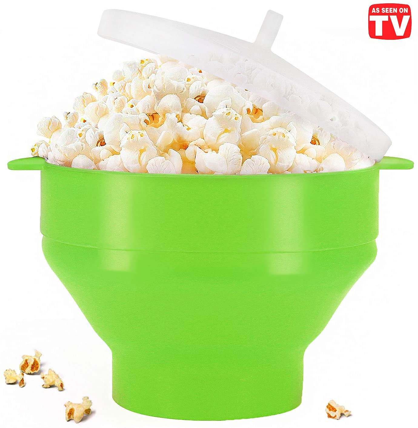 how to use joie microwave popcorn maker