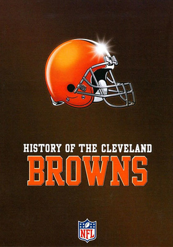 nfl history of the cleveland browns dvd