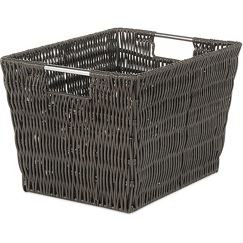 7 X Plastic Inches 11 High 4 Baskets Inches