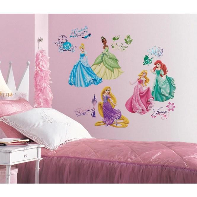 Fairy Princess Wall Stickers