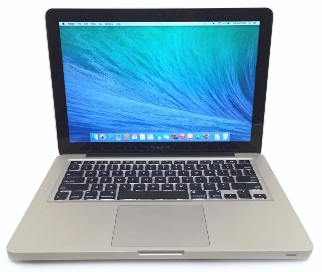 Certified Refurbished Apple Macbook Pro 13 3 Intel Core  26ghz 2gb 160gb Laptop Mb990ll