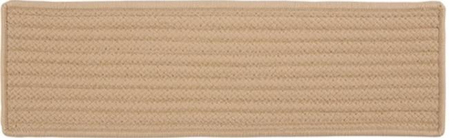 Colonial Mills H330A008X028Sx Simply Home Solid Cuban Sand Stair   Walmart Outdoor Stair Treads   Rubber Stair   Rubber Backed   Walmart Com   Step Mats   Anti Slip